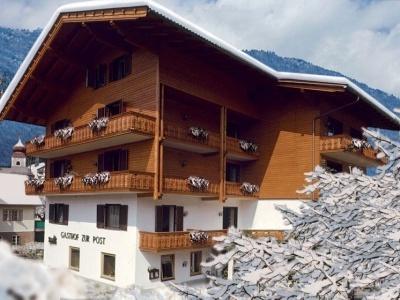 Zur Post hotel Döbriach