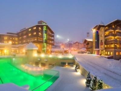 Alpin Resort Hotel Sport & Spa Saalbach