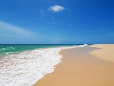 Ostrov Boavista - hotel Riu Touareg, ostrov Sal - hotel Melia Llana - pouze pro dospělé