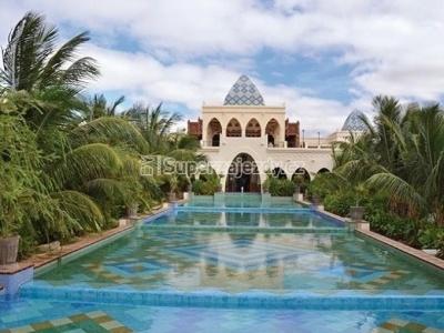 Kombinace ostrov Boa Vista - hotel Riu Karamboa, ostrov Sal - hotel Riu Funana