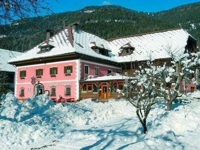 Landhof zum Waidegger Wirt  Waidegg u Nassfeldu