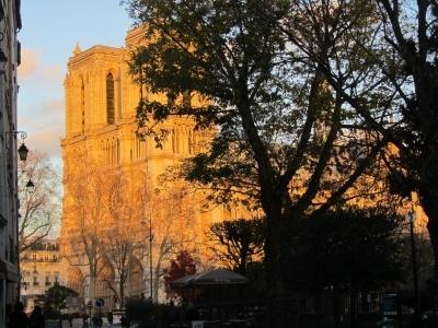 Nejkrásnější místa Paříže,   bus