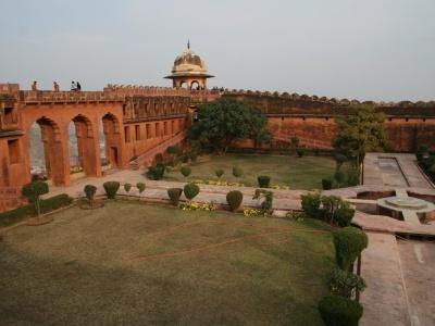 Severní krásy Indie s NP Ranthambore