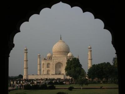 Indický zlatý trojuhelník