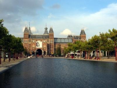 Cesta zeměmi Beneluxu
