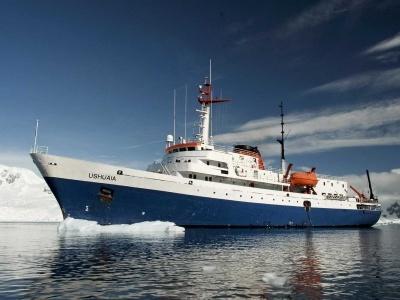 Dobytí jižního polárního kruhu - Ushuaia