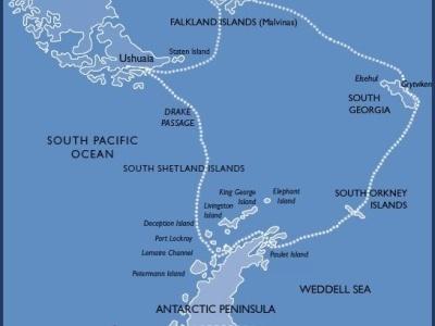 Plavba Klasická Jižní Georgia na 20 dní - Ushuaia