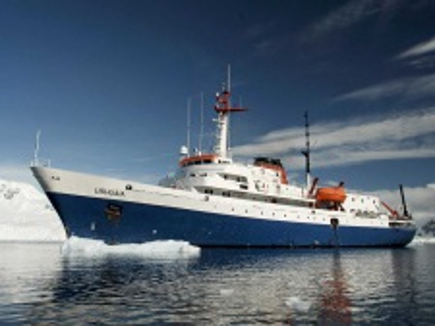 Výprava do Weddellova moře lodí Ushuaia