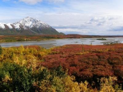 Aljaška a Kanada