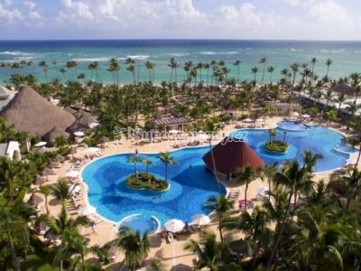 Kombinace Luxury Bahia Principe Ambar + Samaná