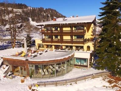 Taleu Hotel Bürserberg