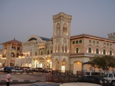 Exotika light - Spojené arabské emiráty - Dubaj, Abu Dhabí