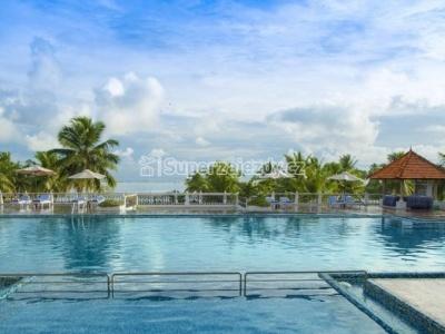 Malý okruh Keralou + Sagara Beach Resort
