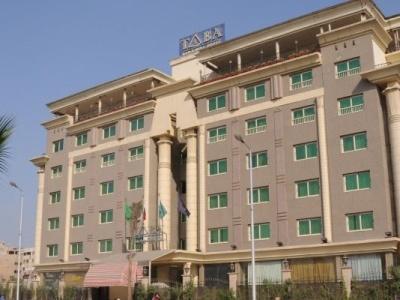 Tiba Pyramids Hotel