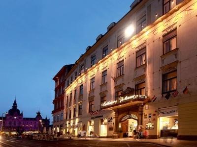Palaishotel Erzherzog Johann Graz
