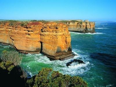 Napříč barevnou Austrálií