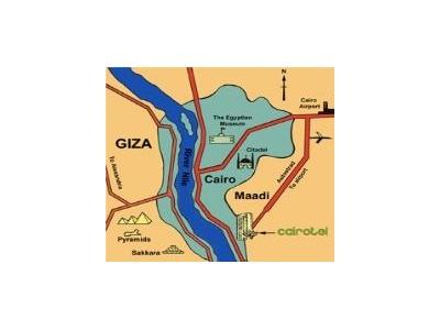 Cairotel víkend v Káhiře