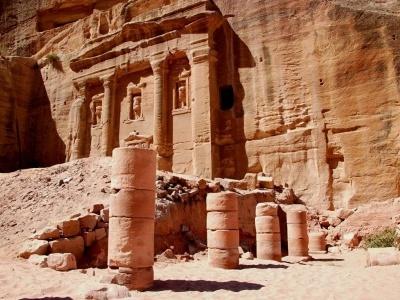 Putování po Jordánském království