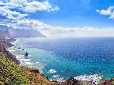 Tenerife s trekingem - turistika mezi sopkami i exotickými soutěskami