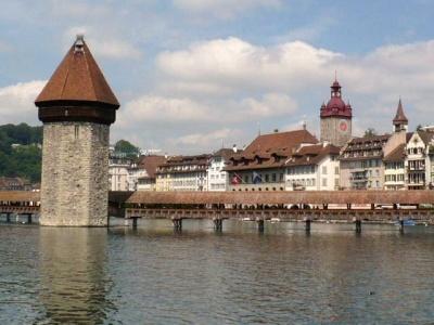 Švýcarsko a alpský okruh