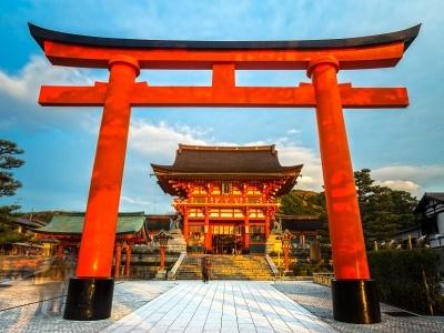 To nejlepší z Japonska  s průvodcem + květinový festival u hory Fudži (letecky z Prahy)