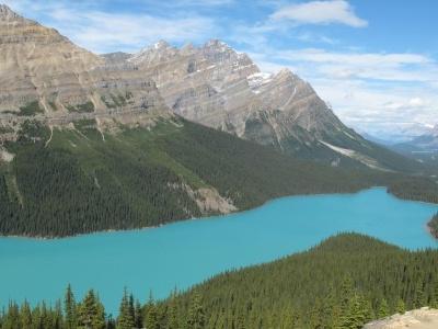 Aljaška a Kanada - prodloužení o Britskou Kolumbii
