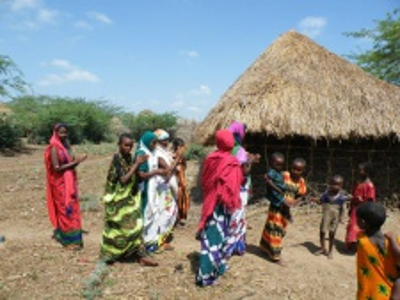 Život Masajů v divočině (volunteer program)