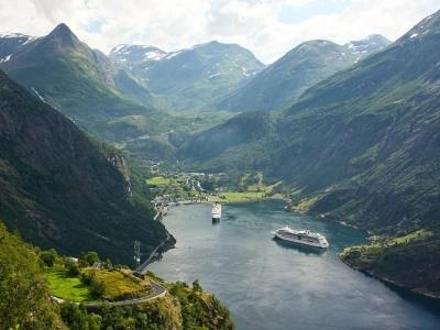 Do srdce norských fjordů s vyhlídkovou plavbou