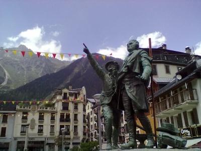 Švýcarsko s výletem do Chamonix a lanovkou na masiv Mont Blanc