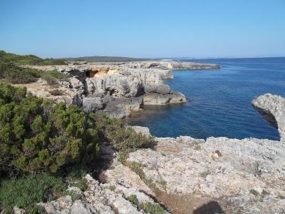 Pochod kolem Menorcy