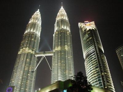 Malajsie, Singapur i ostrov bohů Bali