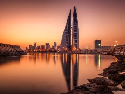 Perský záliv - sultanáty