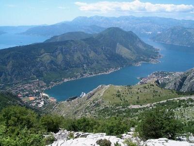 Černá Hora + Albánie i moře
