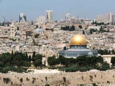Jeruzalém - prodloužený víkend