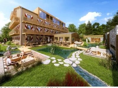 Das Lifesport Hotel Hechenmoos Aurach