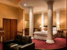 Hotel Russel Court 3, Dublin - letecky