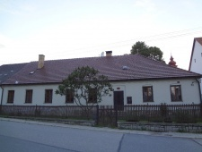 Chalupa Horní Dubenky