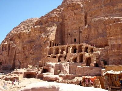 Krásy Jordánska