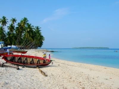 Toulky po Maledivách