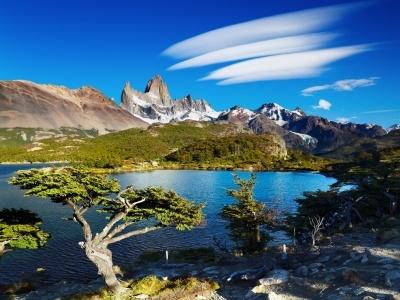 Velký okruh Argentinou za 16 dní