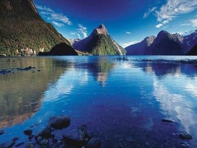 Austrálie i Nový Zéland