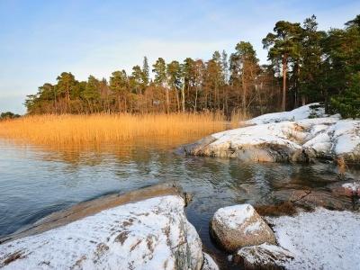 Jezerní krajina Finska pronajatým autem