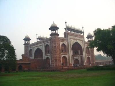 Luxusním vlakem po severní Indii