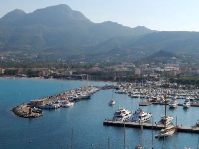 Korsika - koupání a poznání