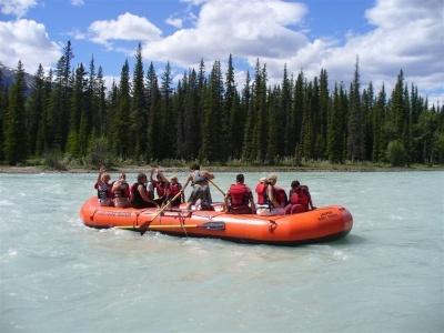 Národní parky kanadských Rockies