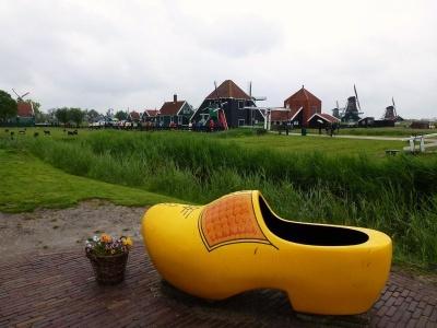 To nejlepší z Holandska + podzimní korzo + největší Národní park (autobusem)