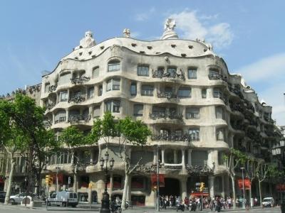 To nejlepší z Barcelony + barevný svět Antoni Gaudího (letecky z Prahy)