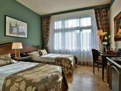 Elysee Hotel Praha 1