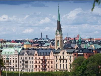 Krásy severských metropolí
