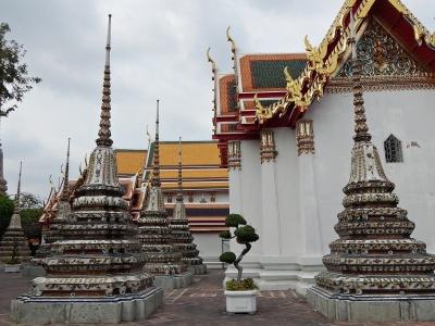 Bangkok pro náročné